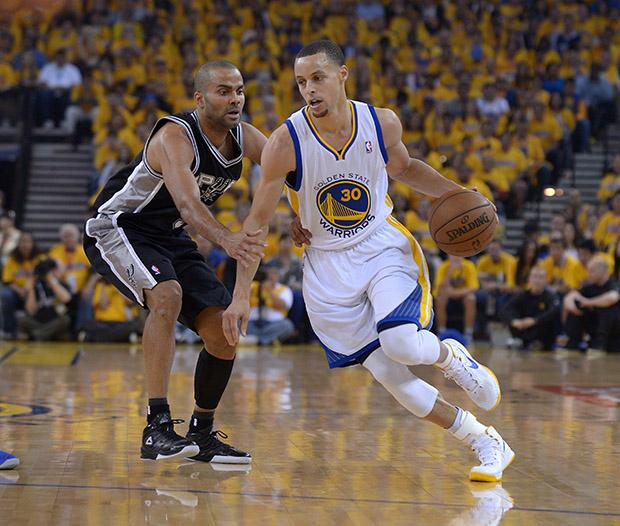 Game 6: San Antonio at Golden State