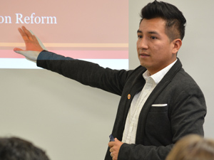 CSUN alumnus speaks out about 'SegreGAYtion' towards the LGBTQ community
