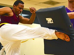 CSUN gets a kick out of taekwondo club