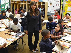 CSUN alumna nominated for People Magazine's Teacher of the Year