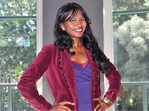 CSUN alumna Olympia LePoint shares life experiences, discusses upcoming TED Talk