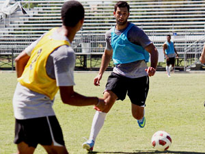 Sagi Lev-Ari: From battlefield to soccer field