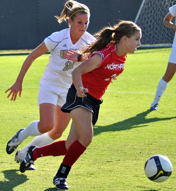 CSUN vs UCLA womens soccer