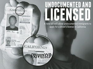 Undocumented immigrants can soon apply for driver's licenses in California