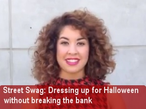Street Swag: How to dress up for Halloween without depleting your bank account