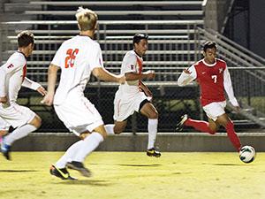 Men's Soccer: CSUN's second half surge sends them past Cal Poly
