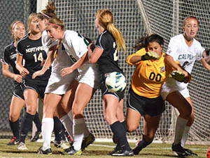 Women's Soccer: Struggling Matadors fall to UCSB
