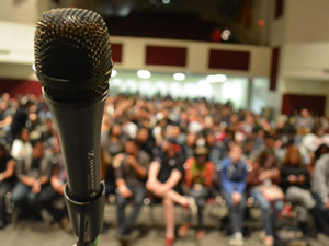 CSUN's Big Comedy show features comedians from the Chelsea Lately show