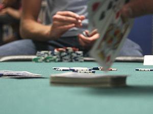 Poker, blackjack and a flick at 'Casino & Movie Night'