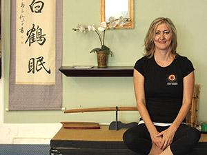 Martial arts master creates self-defense app