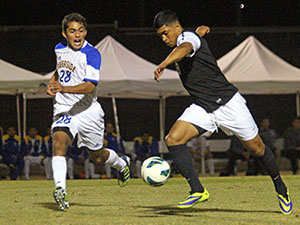 Men's Soccer: No.13 CSUN shutout 1-0 by UC Riverside on Senior Night