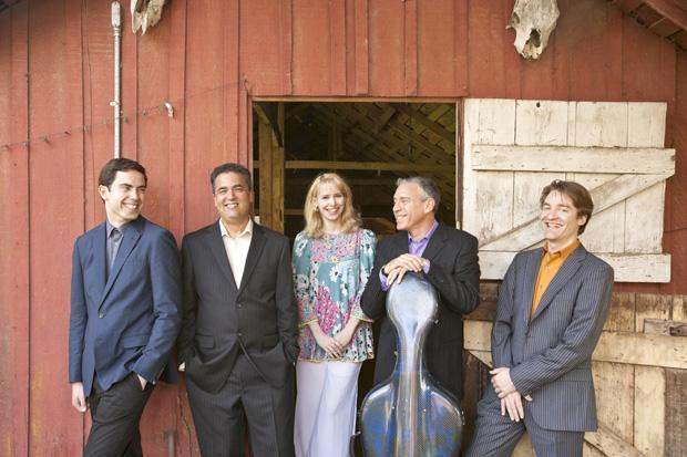 Turtle Island Quartet and Nellie McKayPhoto courtesy of Bill Reitzel