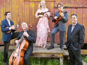 Turtle Island Quartet and guest Nellie McKay to bring chamber music with a twist to the VPAC