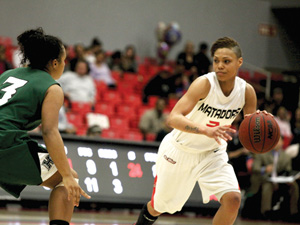 Women's Basketball: Matadors wrap up road trip with two straight wins