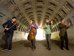 Turtle Island Quartet and Nellie McKay transcend musical boundaries with VPAC performance