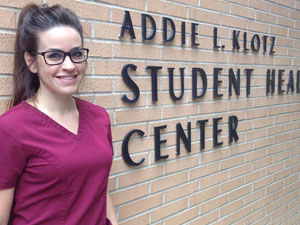 CSUN student skips school to help her family in need