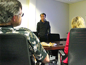 "CECS department professors share projects, research at ""Brown Bag"" seminars"