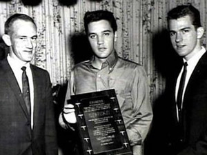 CSUN fraternity has a surprising link to Elvis Presley