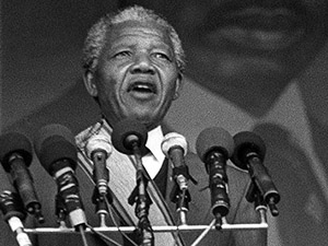 CSUN honors the legacy of Nelson Mandela
