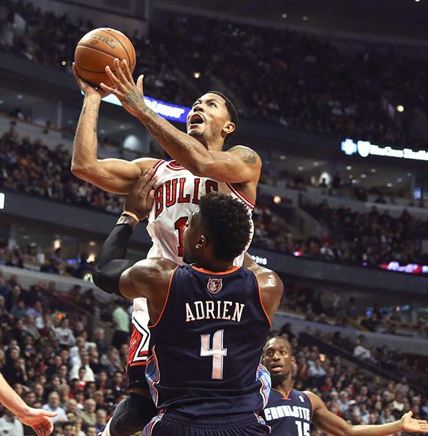 Bulls vs. Bobcats