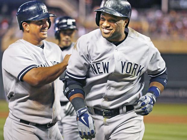 Twins vs. Yankees
