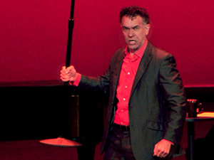 Brian Stokes Mitchell enchants the VPAC with memorable performance