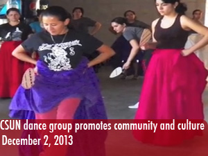 Ballet Folklorico Aztlan de CSUN promotes community and culture