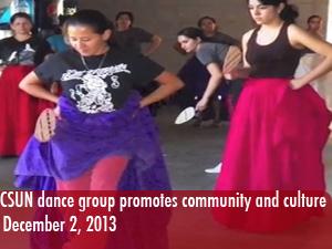 Ballet Folklorico Aztlan de CSUN promotes community and culture