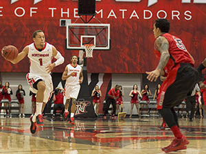 Men's Basketball: Matadors fall to Seattle in first home loss