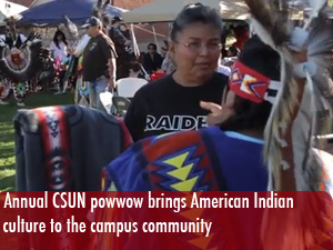 American Indian ceremony brings culture to CSUN
