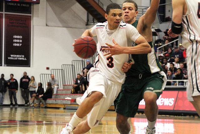 Men%27s+Basketball%3A+CSUN%27s+perfect+conference+record+halted+by+Cal+Poly