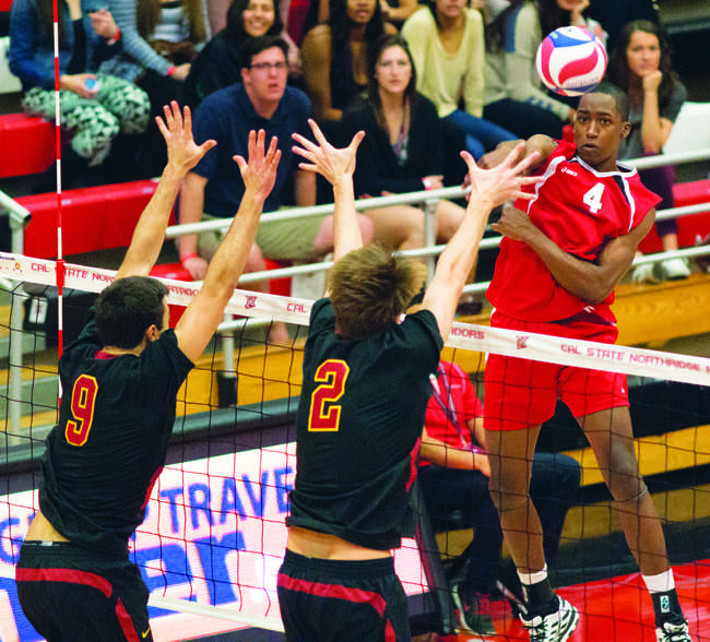 Men's Volleyball: Matadors confident following strong homestand