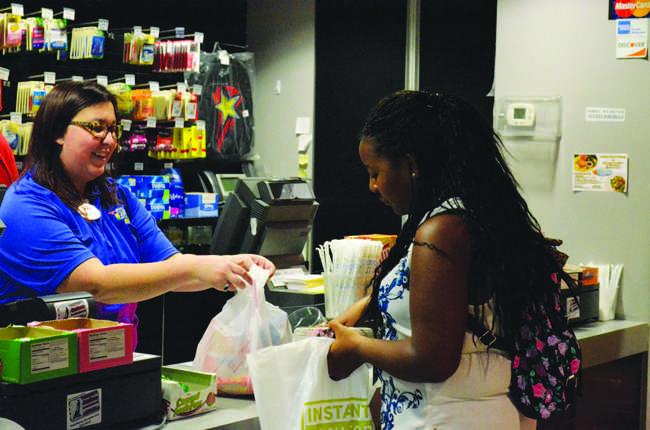 Los Angeles plastic bag ban hits small CSUN stores July 1