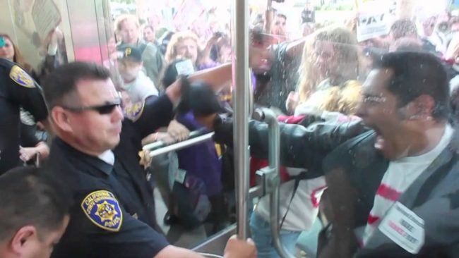 CSU board of trustees vote for tuition increase at meeting turned violent