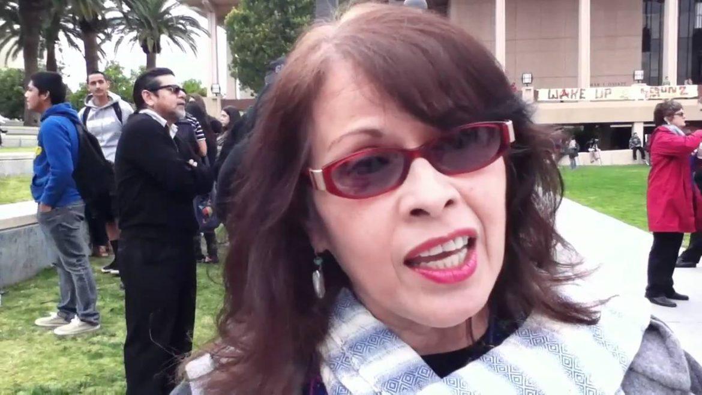 CSUN Day of Action Interviews- Celia Simonds