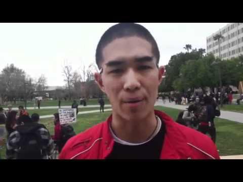 CSUN Day of Action Interviews- Scott Tamaki