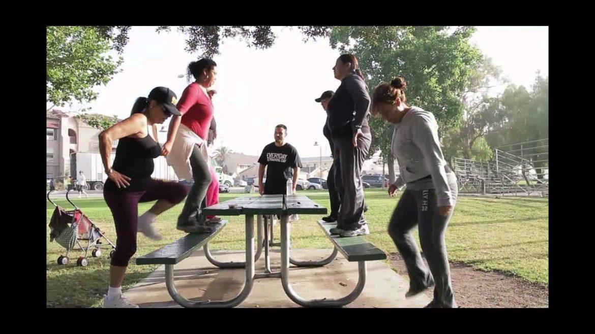 CSUN+kinesiology+department+combats+childhood+obesity+and+tries+to+earn+prize+trip+to+White+House