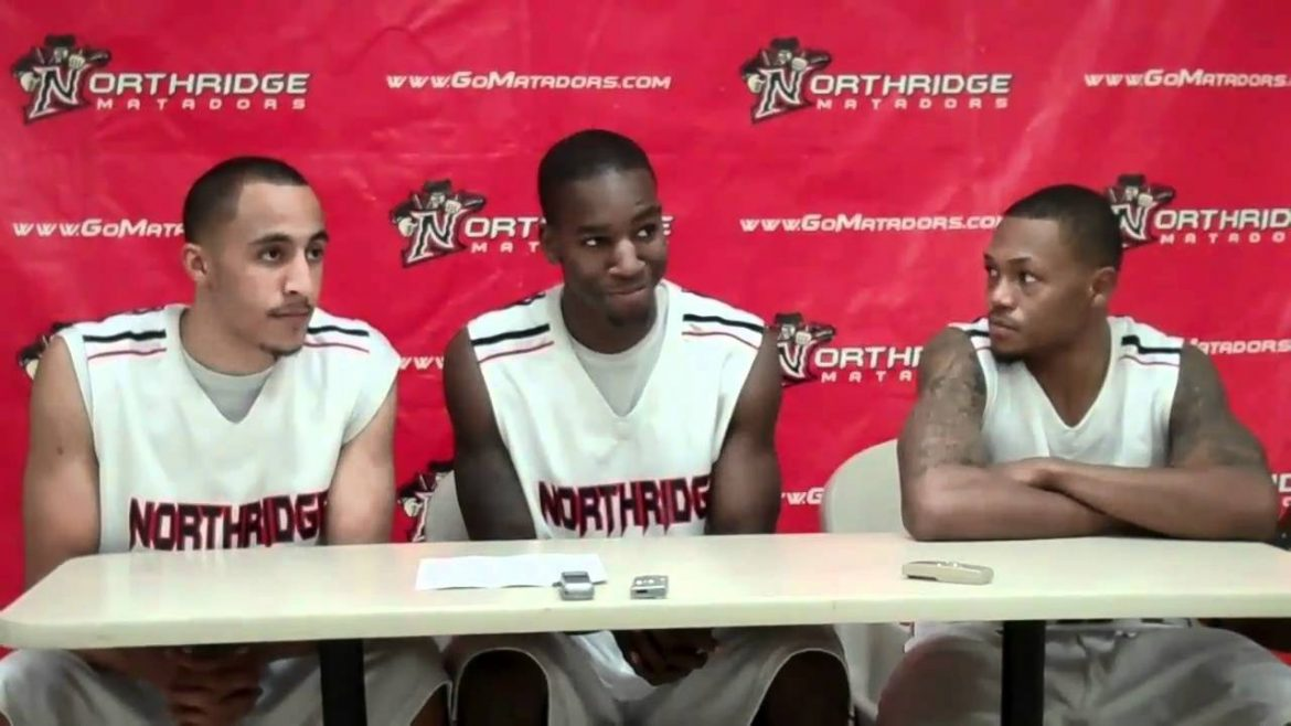 CSUN Mens Basketball: Matadors come out victorious against Gauchos in last home game, 68-60