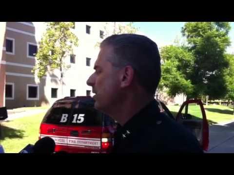 CSUN police statement on gunman threat