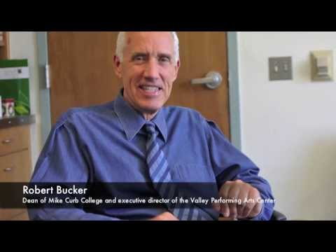 Dean Robert Bucker of Mike Curb College leaving CSUN for PSU