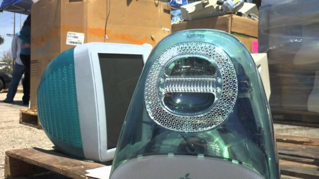 E-Waste Collection Event at CSUN