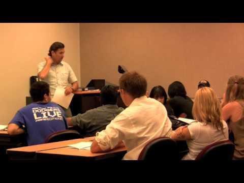 Russian language immersion program