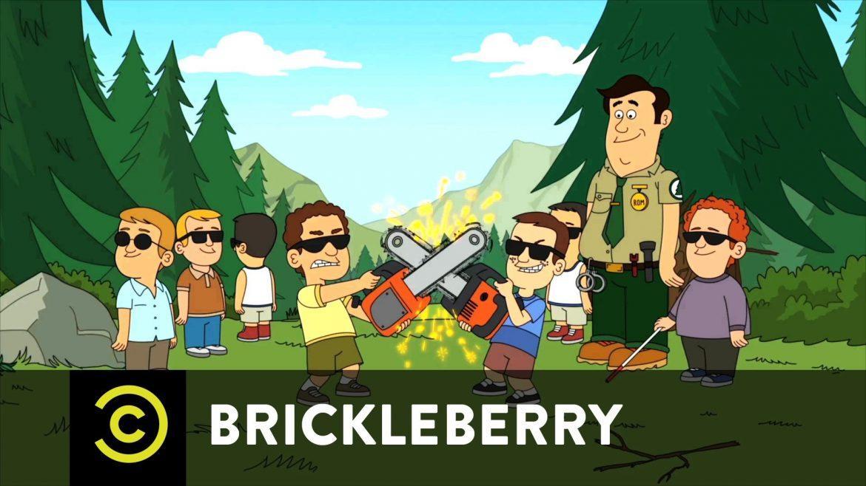 Stars+of+edgy+cartoon+%22Brickleberry%22+discuss+the+series
