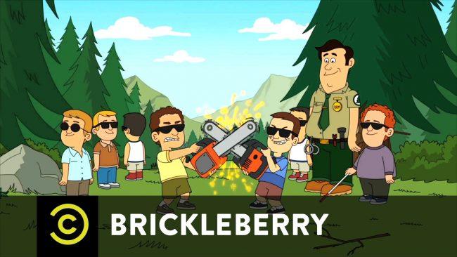 "Stars of edgy cartoon ""Brickleberry"" discuss the series"