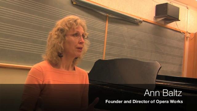 Summer program invites opera singers to CSUN to practice