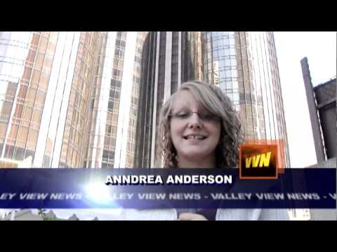 Valley View News; Anndrea Anderson - Rappelling the Bonaventure