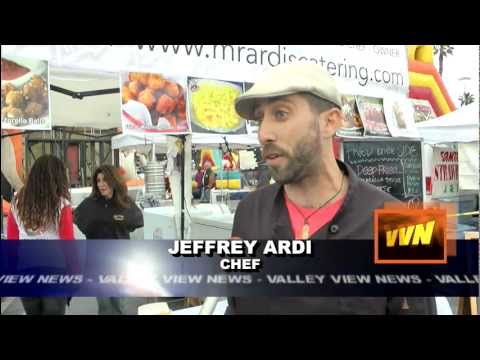 Valley View News; Chudney Matta – Farmer's Market