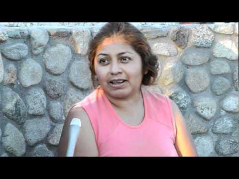 Valley View News; Elena Solorzano - Tujunga Wash
