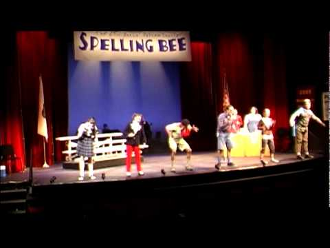 Valley View News; Laurie Boloven - Spelling Bee Musical