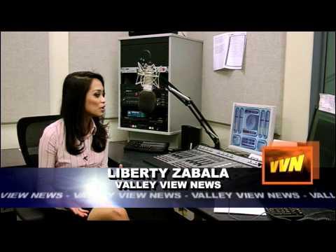 Valley View News; Liberty Zabala - Native American TV